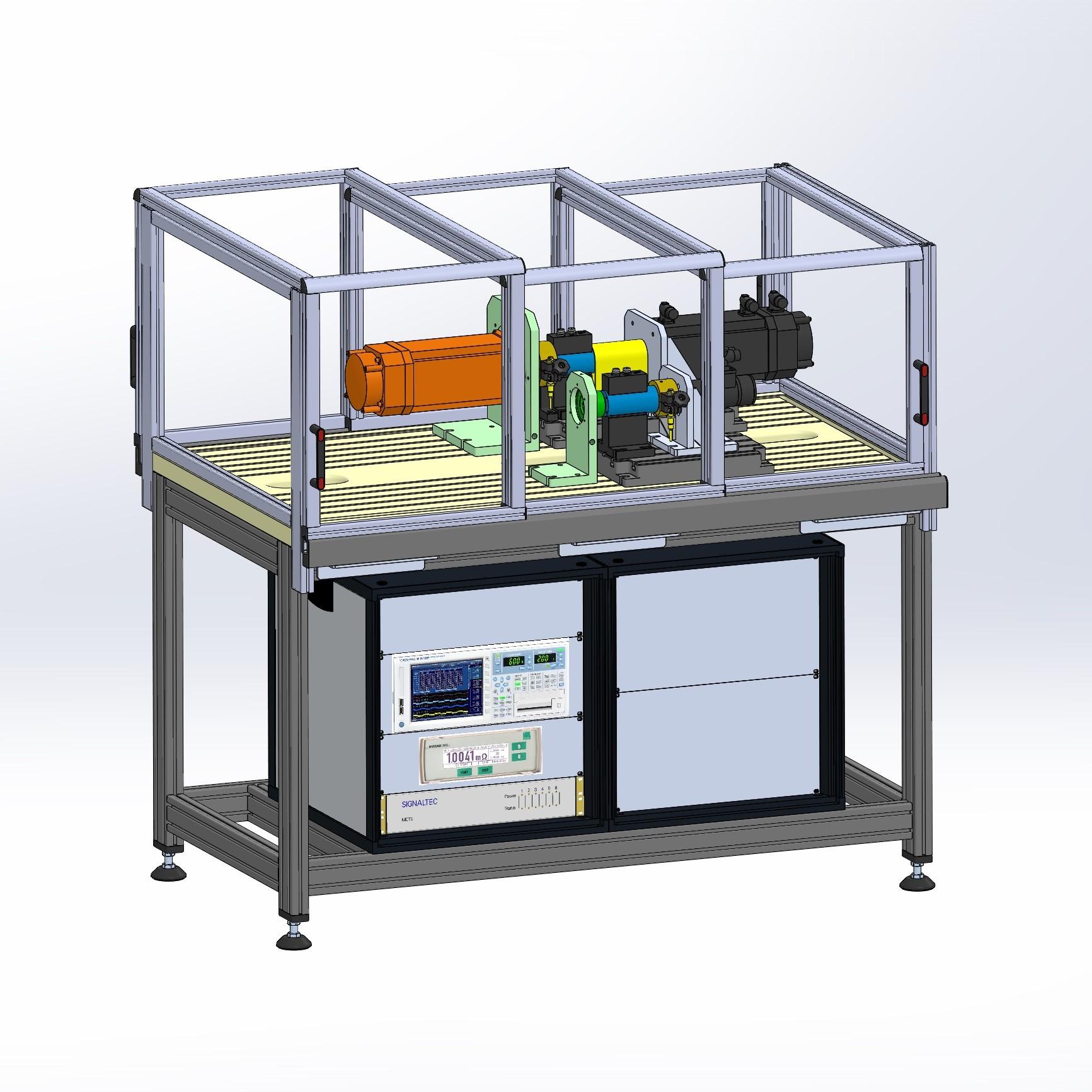 Prüfsysteme für Antriebstechnik